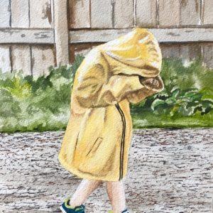 Raincoat Fun