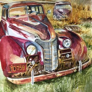 Cars Forgotten