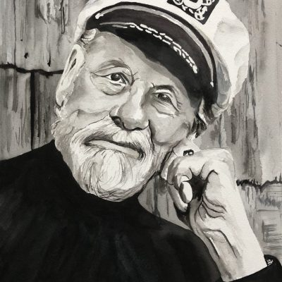 Portrait of Sea Captain